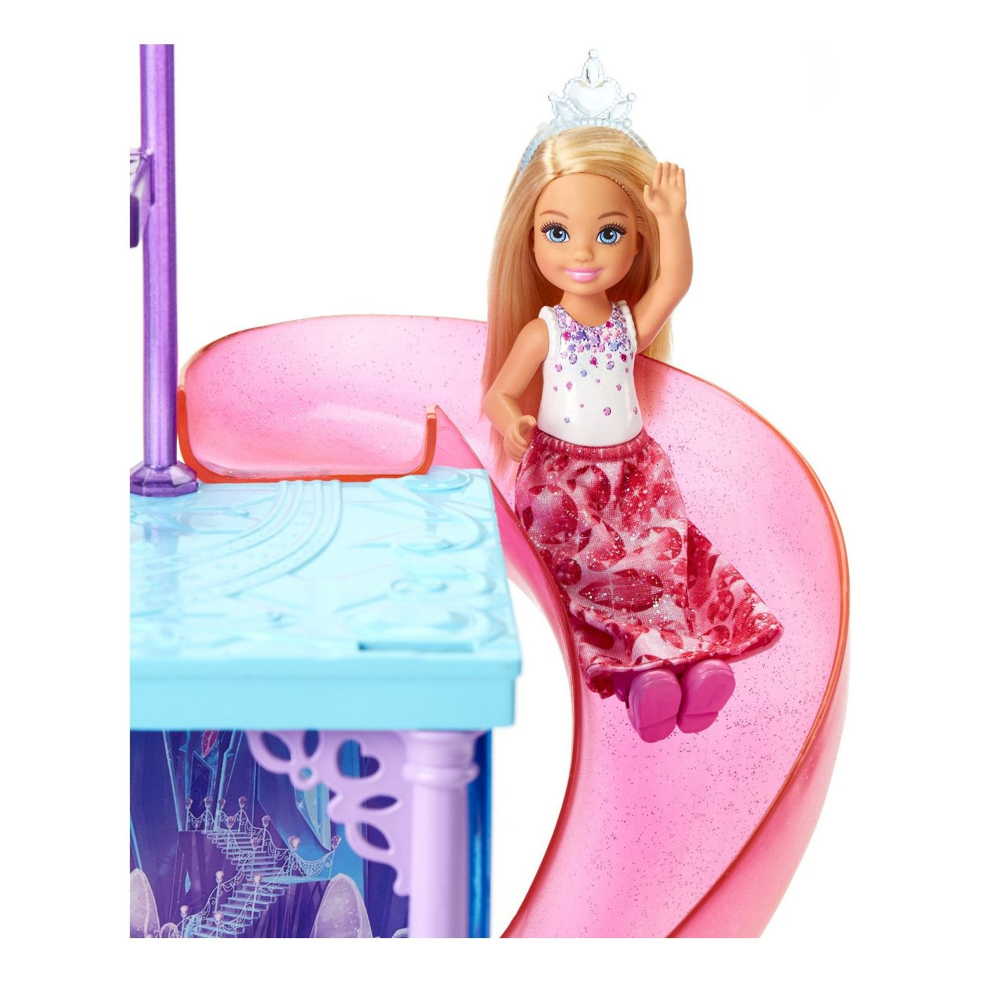 Barbie Dreamtopia Doll and Vanity