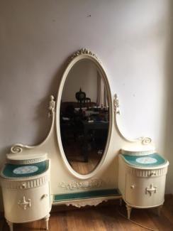 Wunderschones Chippendale Barock Schlafzimmer Komplett In Berlin