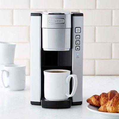 Cuisinart Single Serve 5 Cup Single Serve Coffee Maker Home Away