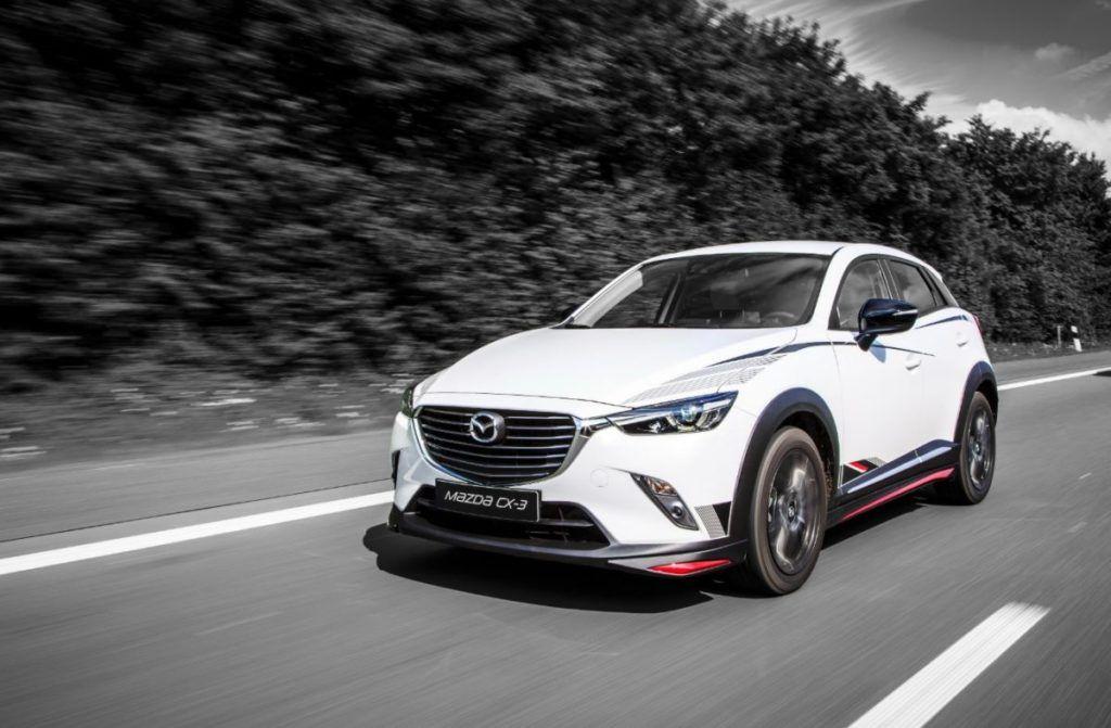2021 Mazda Cx 3 Refreshments Racing Model Finally Confirmed In 2020 Mazda Mazda Cx3 New Suv