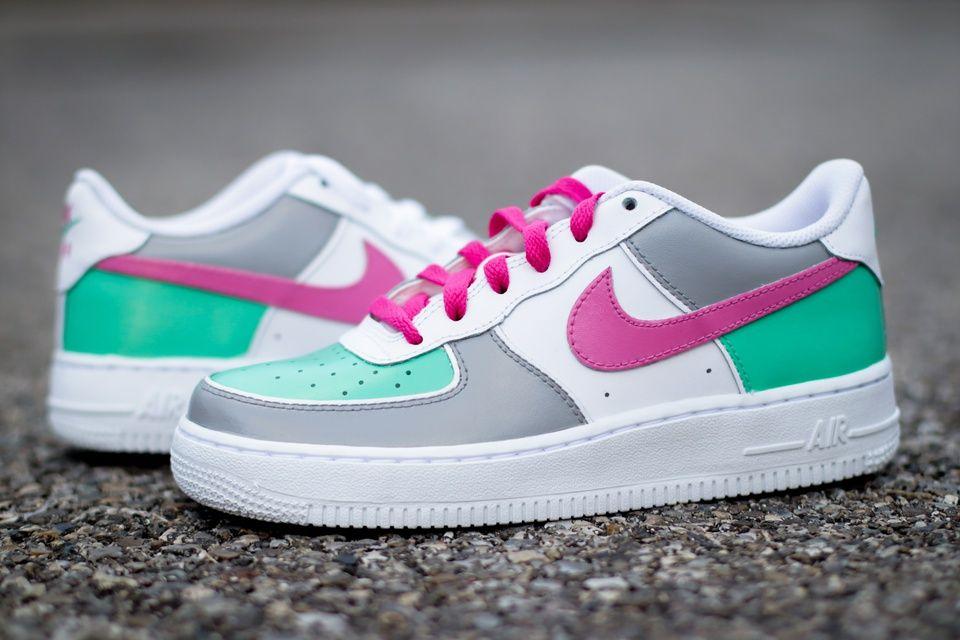 Nike Air Force 1 Watermelon | THE