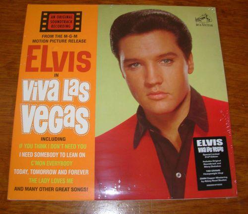 Elvis Presley 2X 12