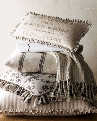 French Laundry Home Bird Bed Linens Horchow Bed Linens