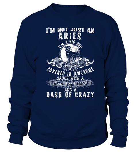 Aries   Big cup of wonderful covered Tshirt