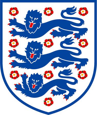 England F.a Flag 3 Crest