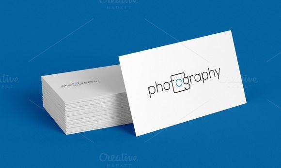 Photography Minimal logo by @Graphicsauthor Resume CV Templates