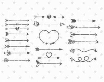 Arrow Circles svg Circles arrow svg Arrow Monogram svg ...