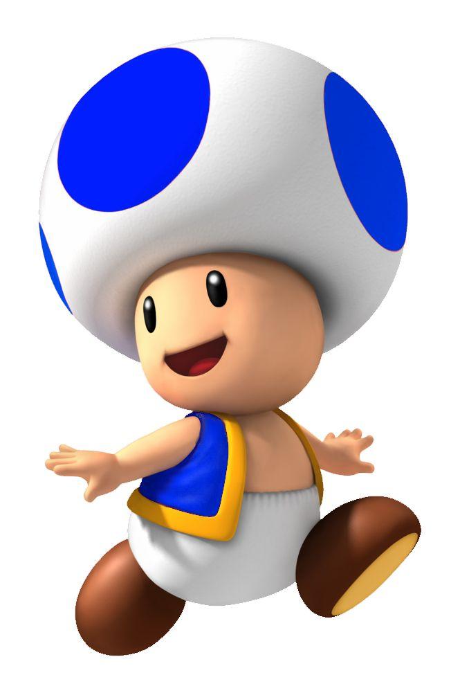 Blue Toad Game Mario Bros Mario Bros Party Super Mario Games