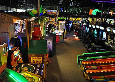 Arcade Indoor Games Oregon Gym Challenge House Games Inflatable Bounce House