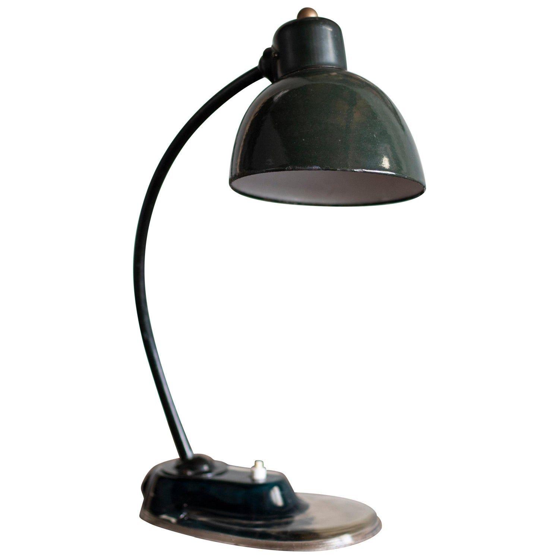 Kandem Desk Lamp By Marianne Brandt 1930s In 2020 Desk Lamp Lamp Modern Desk Lamp