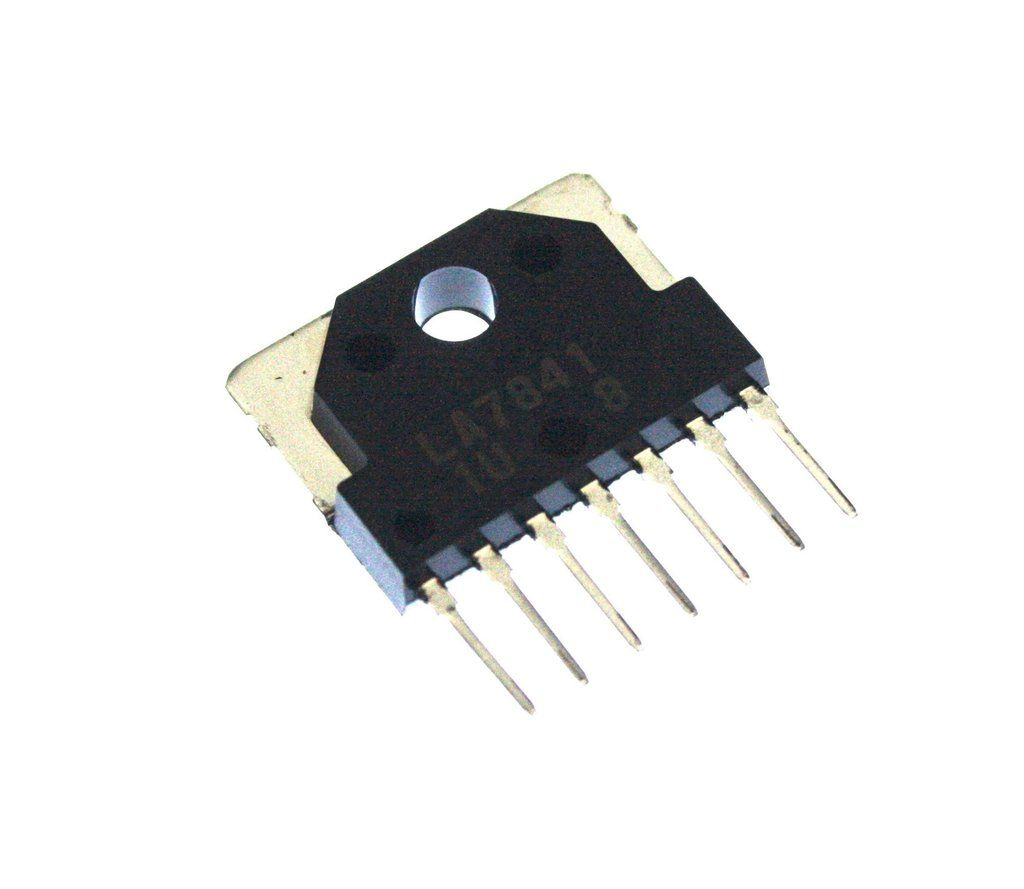 hight resolution of jvc la7841 semicondutor ic dc circuit electronics projects free uk circuits