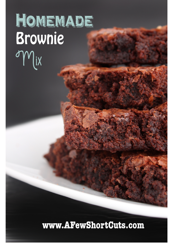 Easy Brownie Recipe 3 Ingredients Simple Cake Mixes