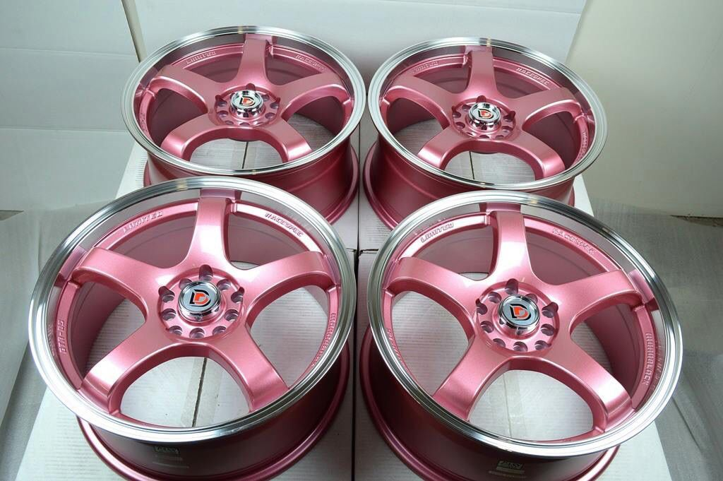 Pink Rims Rozen
