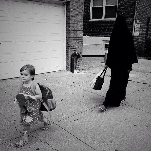 13 July 2013 - Bensonhurst  #brooklyn #nyc #mother #child