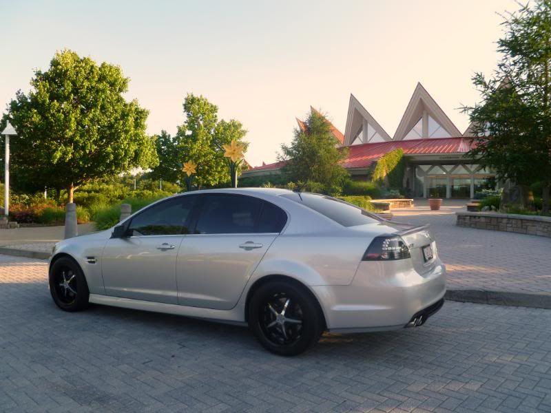2009 Pontiac G8-GT