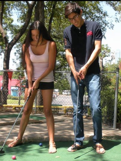 Dating golfers