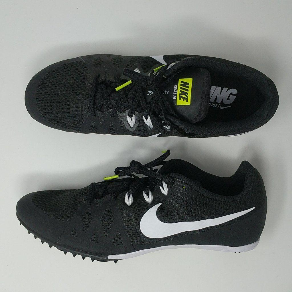 5fa932c3877c Nike Zoom Rival M 8 Track Spike Shoes Sz 11.5 806555-017 – LoneSole ...