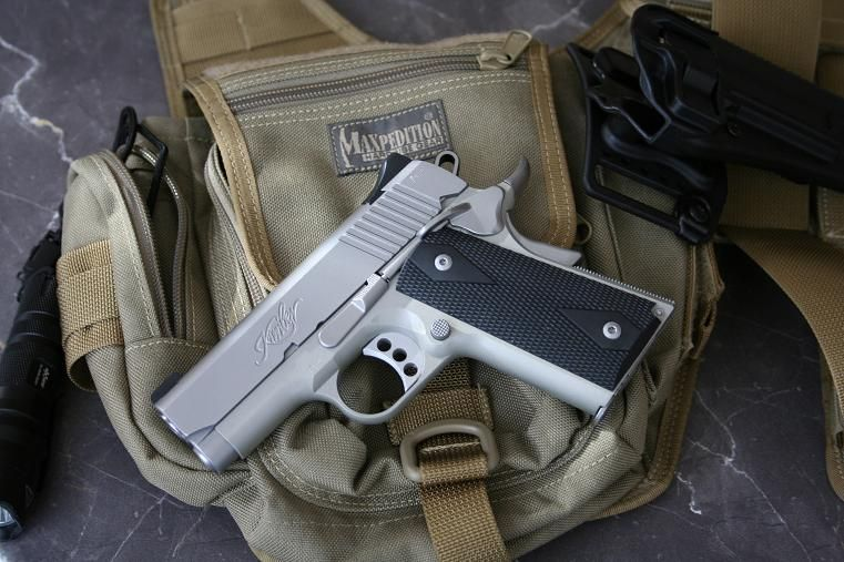 Kimber Stainless Ultra Carry II - 9mm
