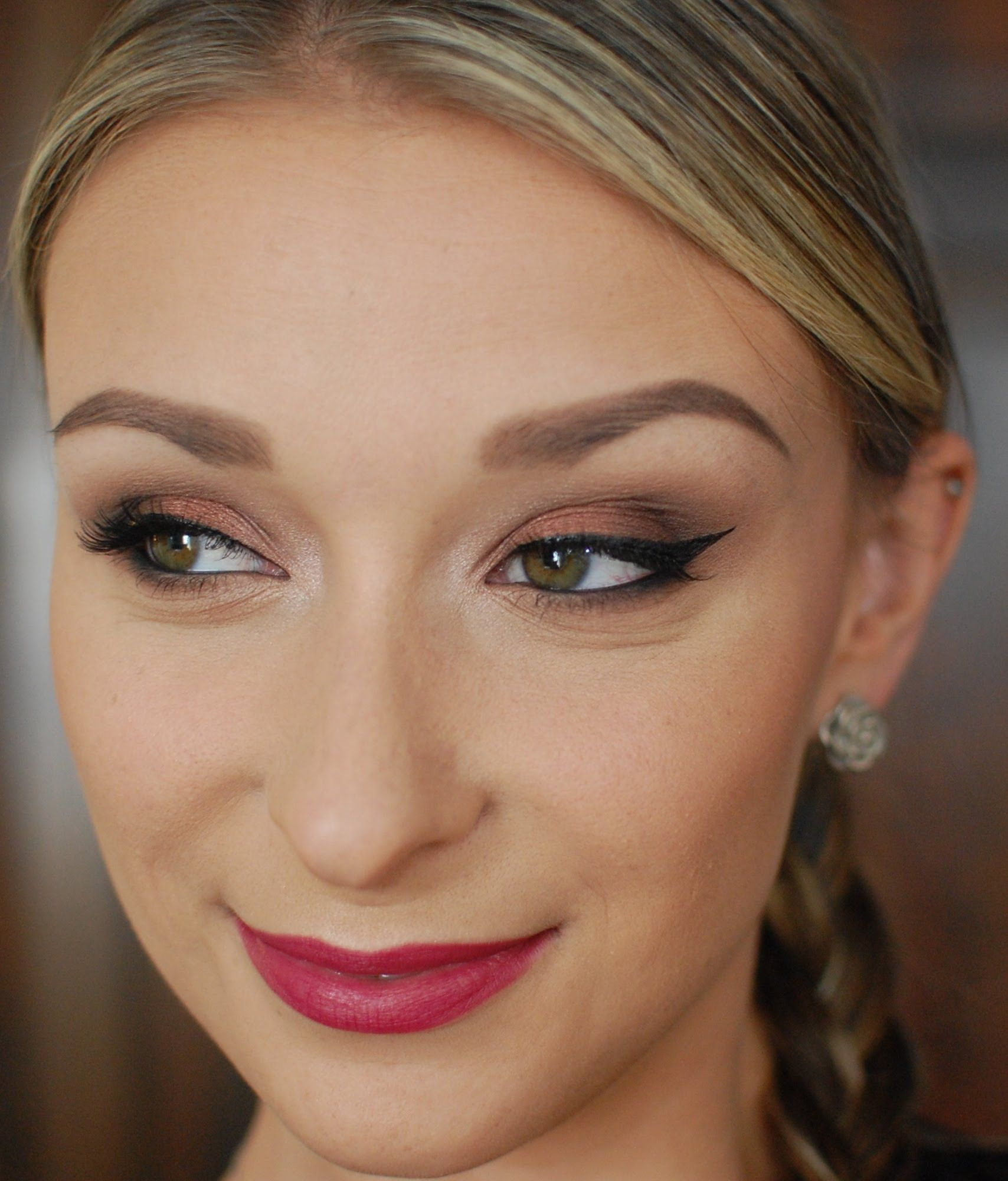 Fall Makeup Tutorial Using the LoracPro Palette
