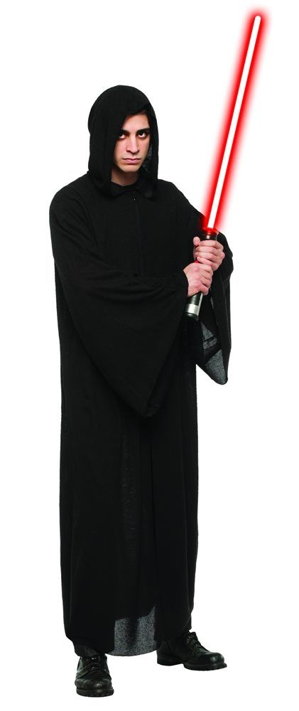 Picture of Star Wars Deluxe Sith Robe Adult Mens Costume | Star Wars ...