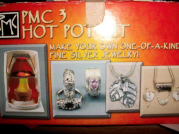 PMC+3+Hot+Pot+Kiln+by+aandmboutique+on+Etsy