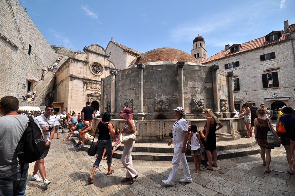 Les Lumieres De Dubrovnik Etape 6 Voyage Croatie Slovenie Dubrovnik Croatie Slovenie