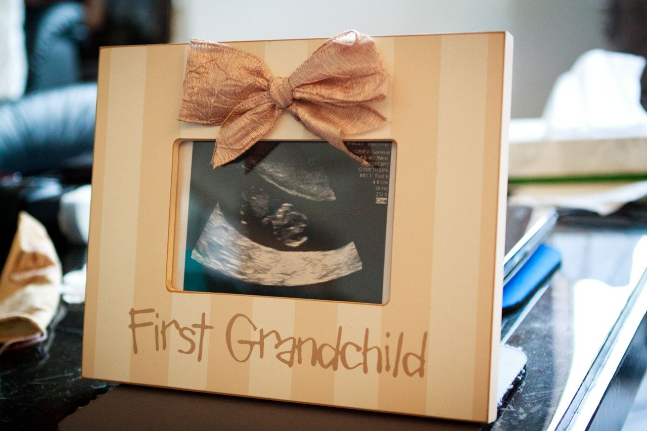 First grandchild picture frame pregnancy parenting pinterest first grandchild picture frame jeuxipadfo Image collections