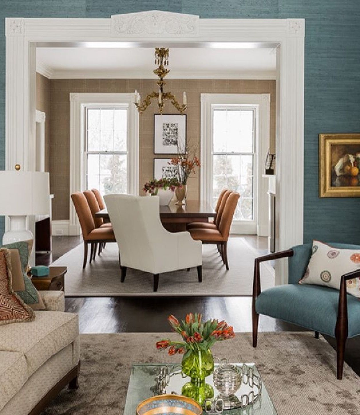 Pin by Hudson Sherry on Home Ideas Transitional dining