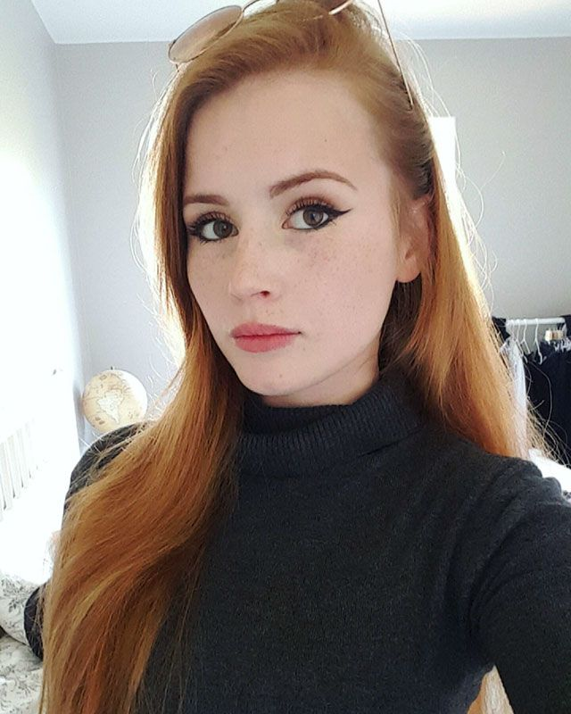 Redhead gallery posts seeing