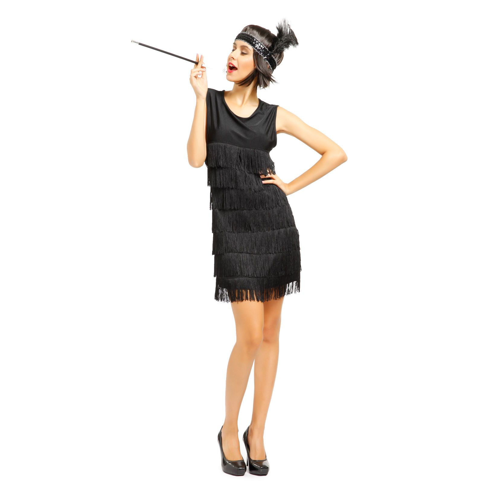 Ausgezeichnet Roaring Twenties Partykleid Bilder - Brautkleider ...