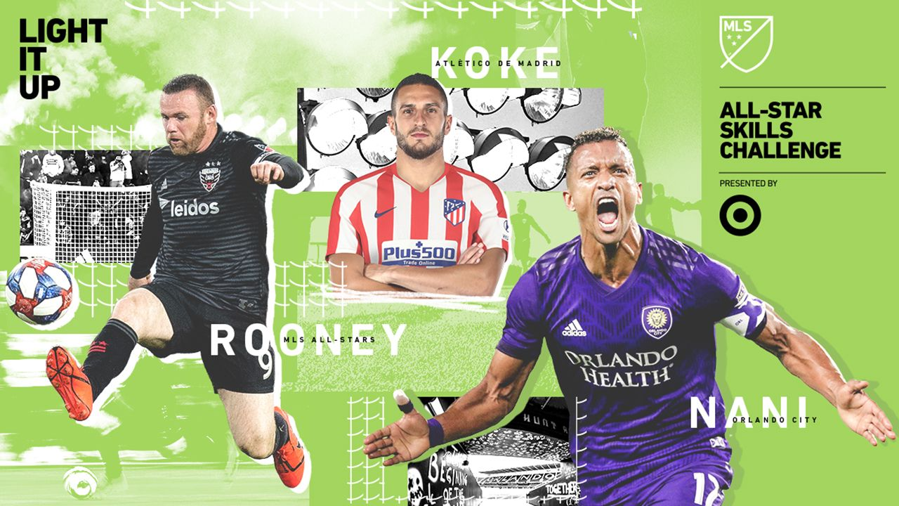 Celebrating MLS AllStar Week at ESPN Wide World of Sports