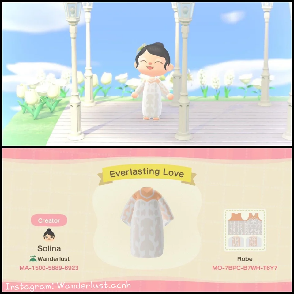 I See So Many Posts Of People Having Weddings In Acnh That I Wanted To Start A Line Of Wedding Dresses In 2020 New Animal Crossing Animal Crossing Game Animal Crossing