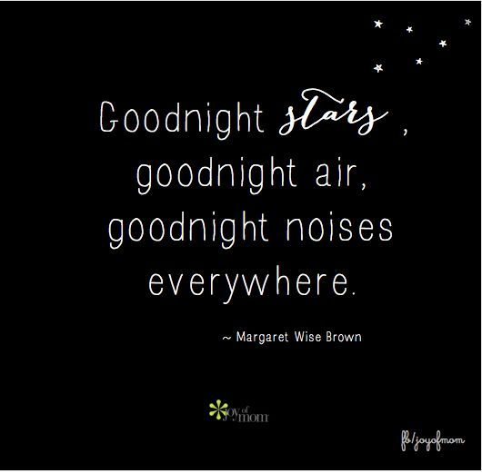 Goodnight mom goodnight mom quotes 233 diy projects to try goodnight stars goodnight air goodnight noises everywhere publicscrutiny Image collections