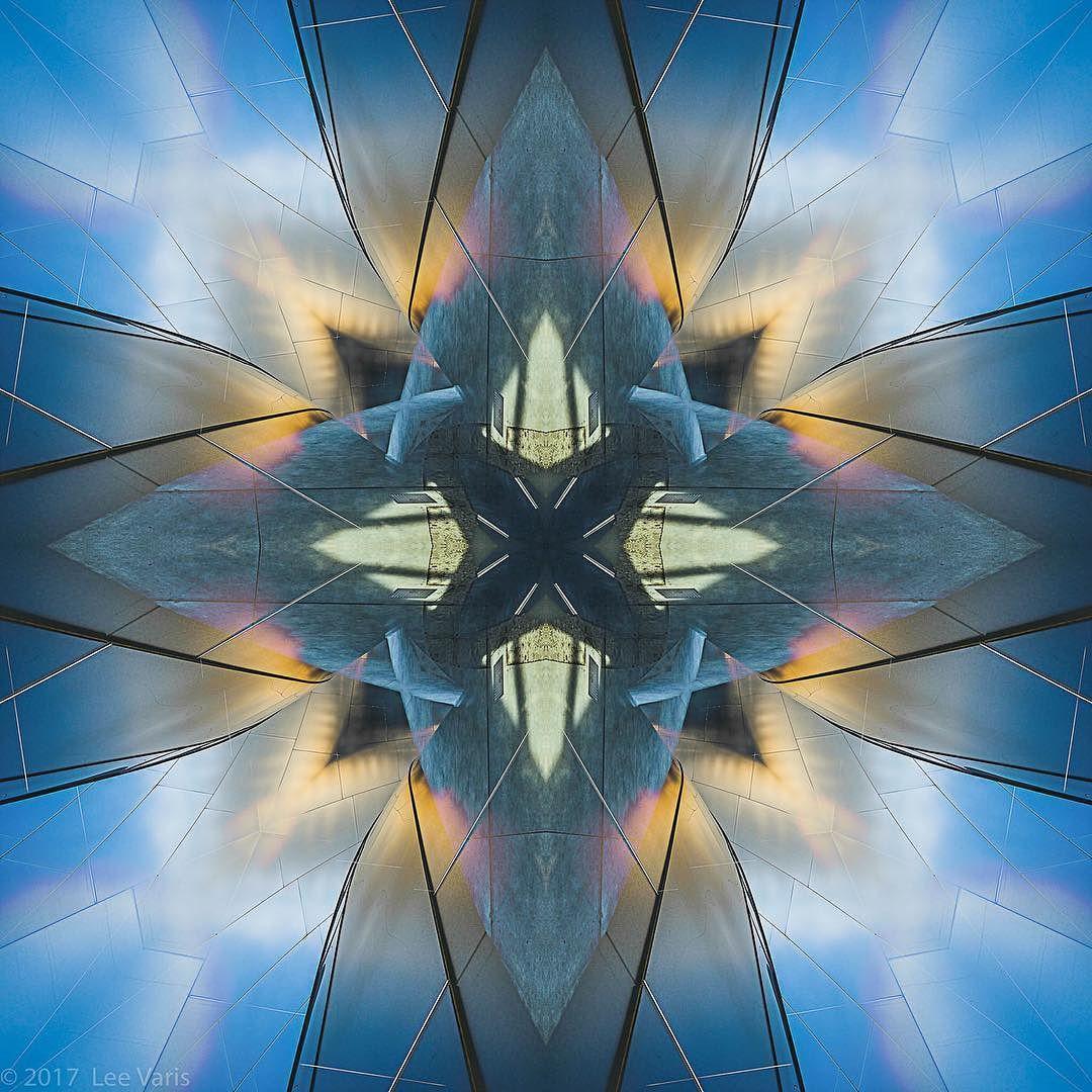 Mandala Monday! photomandala abstract symmetry created