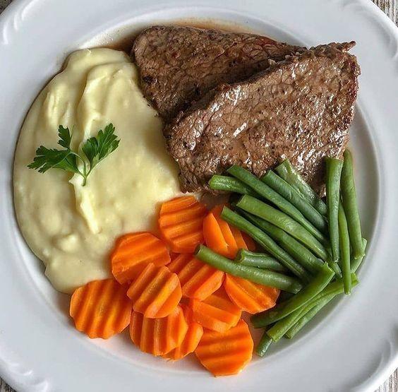 10 opções para um almoço saudável ! 10 opções para