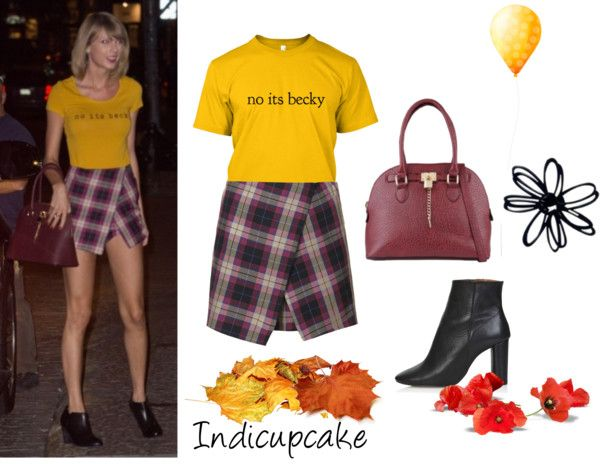 """""""24.09.14 arriving at her appartment-Taylor Swift"""" by indicupcake on Polyvore"""