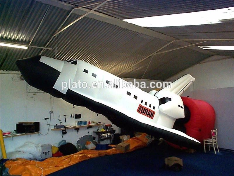 Advertising Inflatable Rocket Ballons Giant Inflatable Rockets Model Inflatable Space Shuttle Model For Advert Giant Inflatable Outer Space Party Space Shuttle