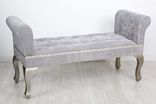 Cuore Bello: Pie de cama Grey: Amazon.es: Hogar | belo | Pinterest ...