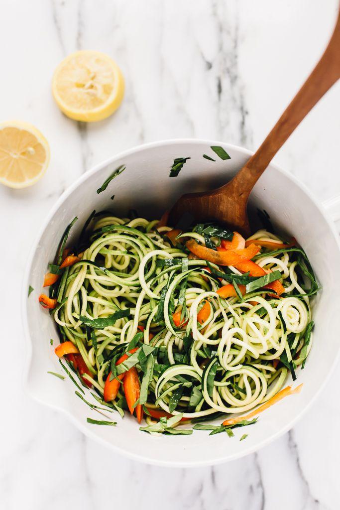 Raw vegan power zucchini pasta with hemp seed alfredo recipe raw vegan power zucchini pasta with hemp seed alfredo forumfinder Image collections