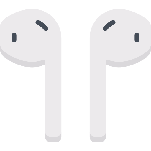 Earbuds Free Vector Icons Designed By Freepik Vector Free Vector Icon Design Free Icons
