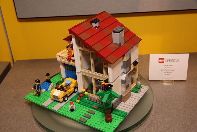 2013 Lego Creator 31012 Family House 2 Lego Pinterest Lego