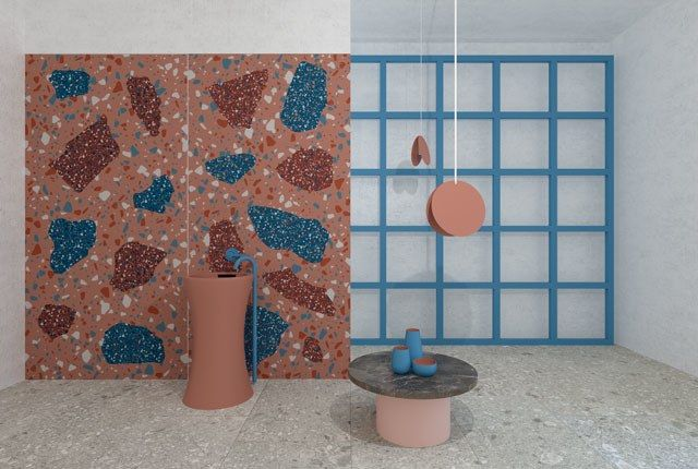 Six Tile Trends You\u0027re About to See Everywhere Terrazzo