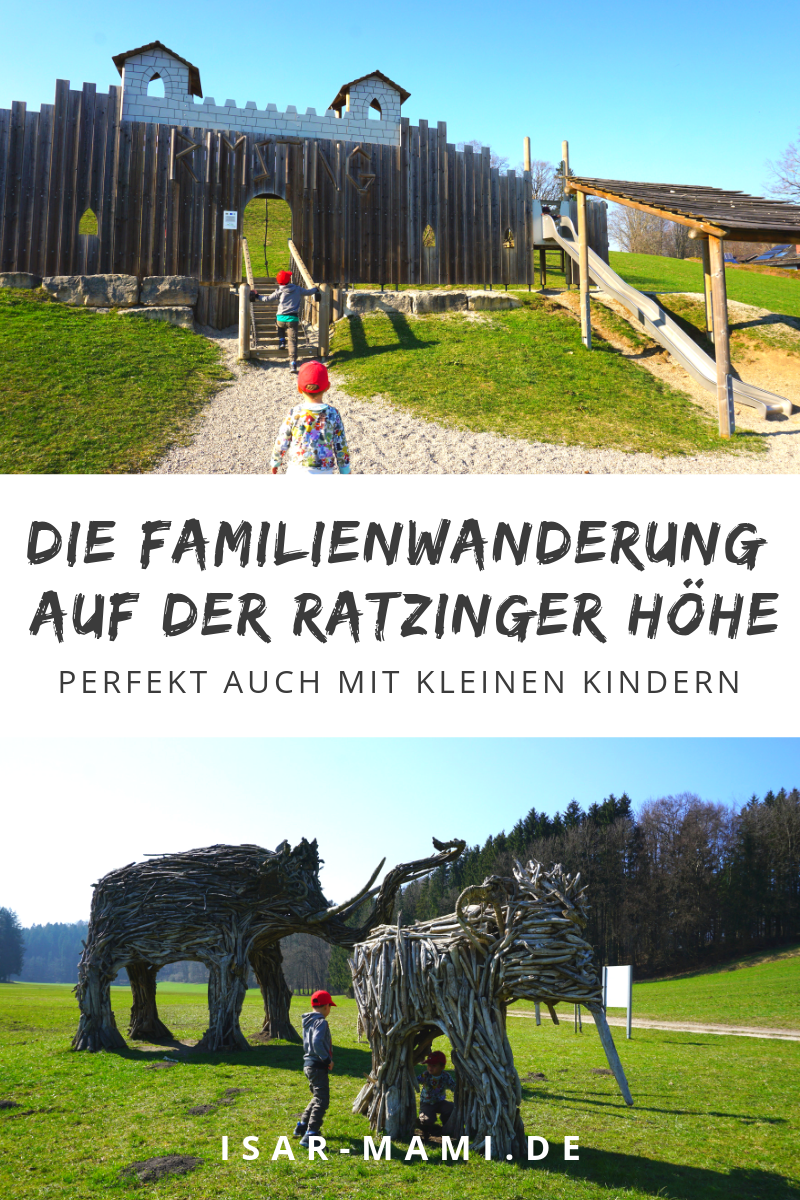 Photo of Wonderful mountain view – the family hike on the Ratzinger Höhe