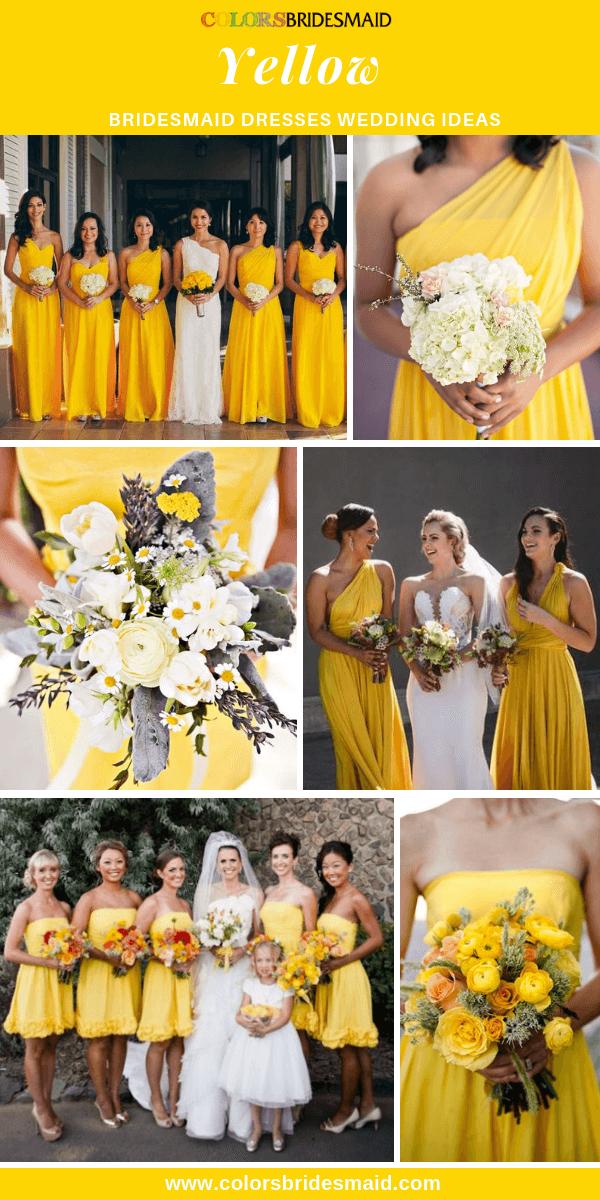 Yellow Bridesmaid Dresses Yellow Bridesmaid Dresses Yellow Bridesmaid Dress Long Yellow Bridesmaid Dresses Short