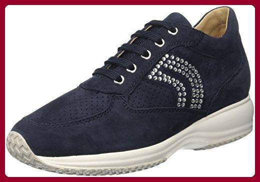 Sneakers D Geox Happy Damen C Navyc402139 Eu SneakersBlaudk sQtrCxhd