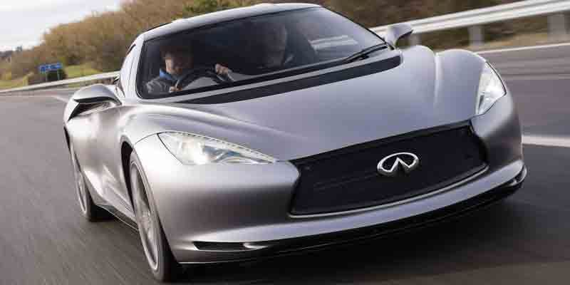 infiniti confirms electric sports car for 2020 infiniti