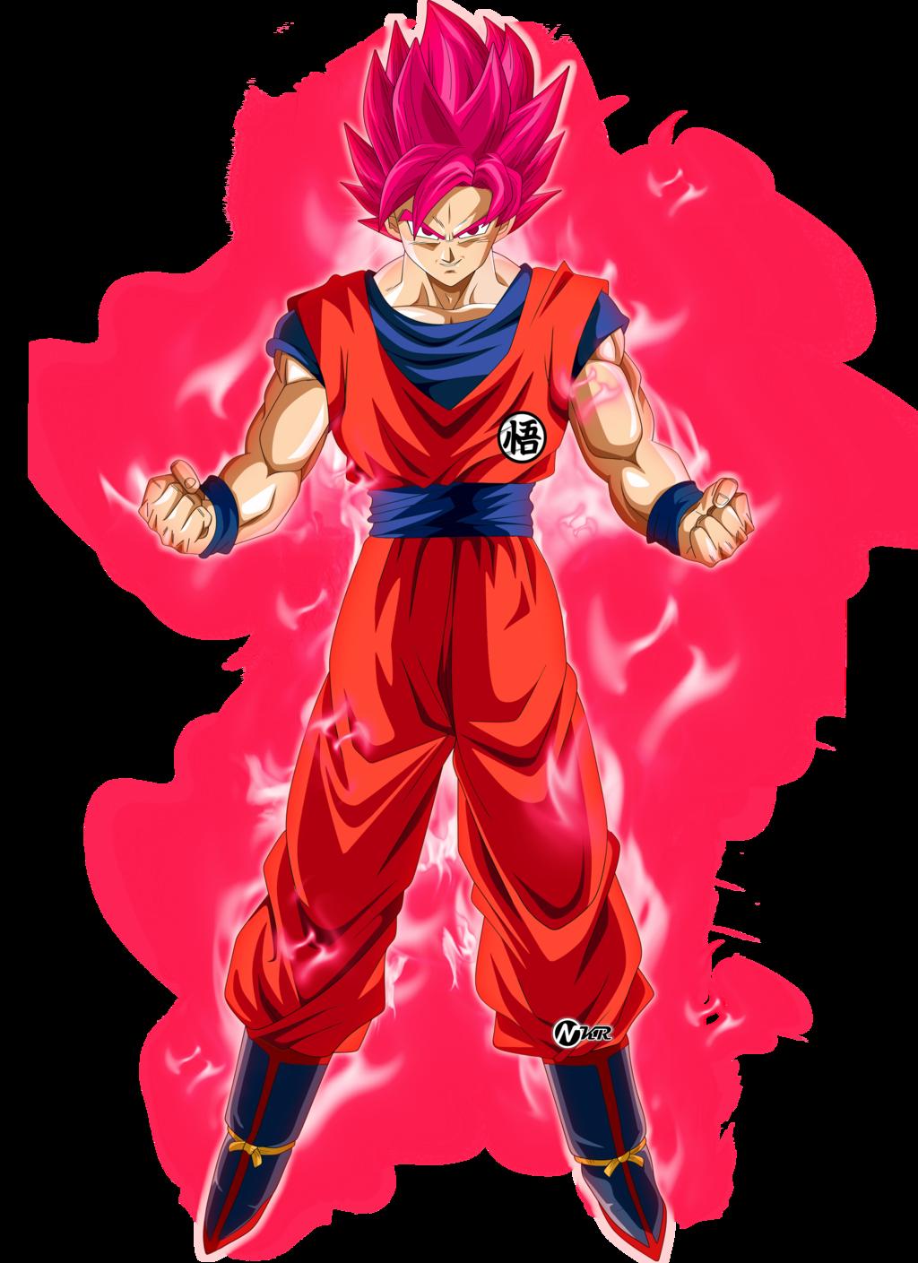 Goku Ssj Rojo Kaioken By Naironkr Db5ifu6 Png 1024 1409 Personajes De Goku Personajes De Dragon Ball Goku Fase Dios Rojo