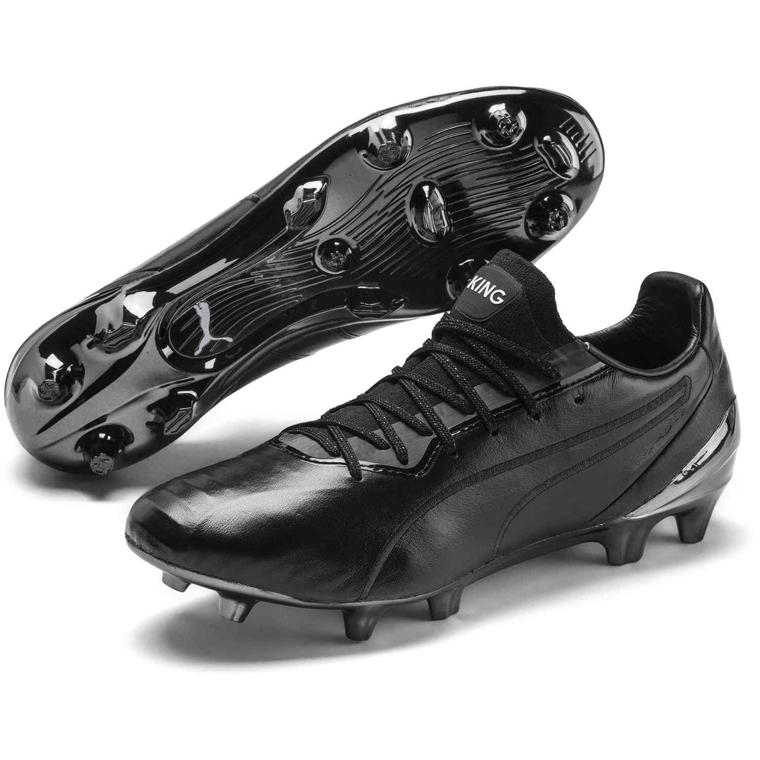 good out x undefeated x outlet store sale Puma King Platinum FG – Black | Football boots, Soccer boots, Mens ...