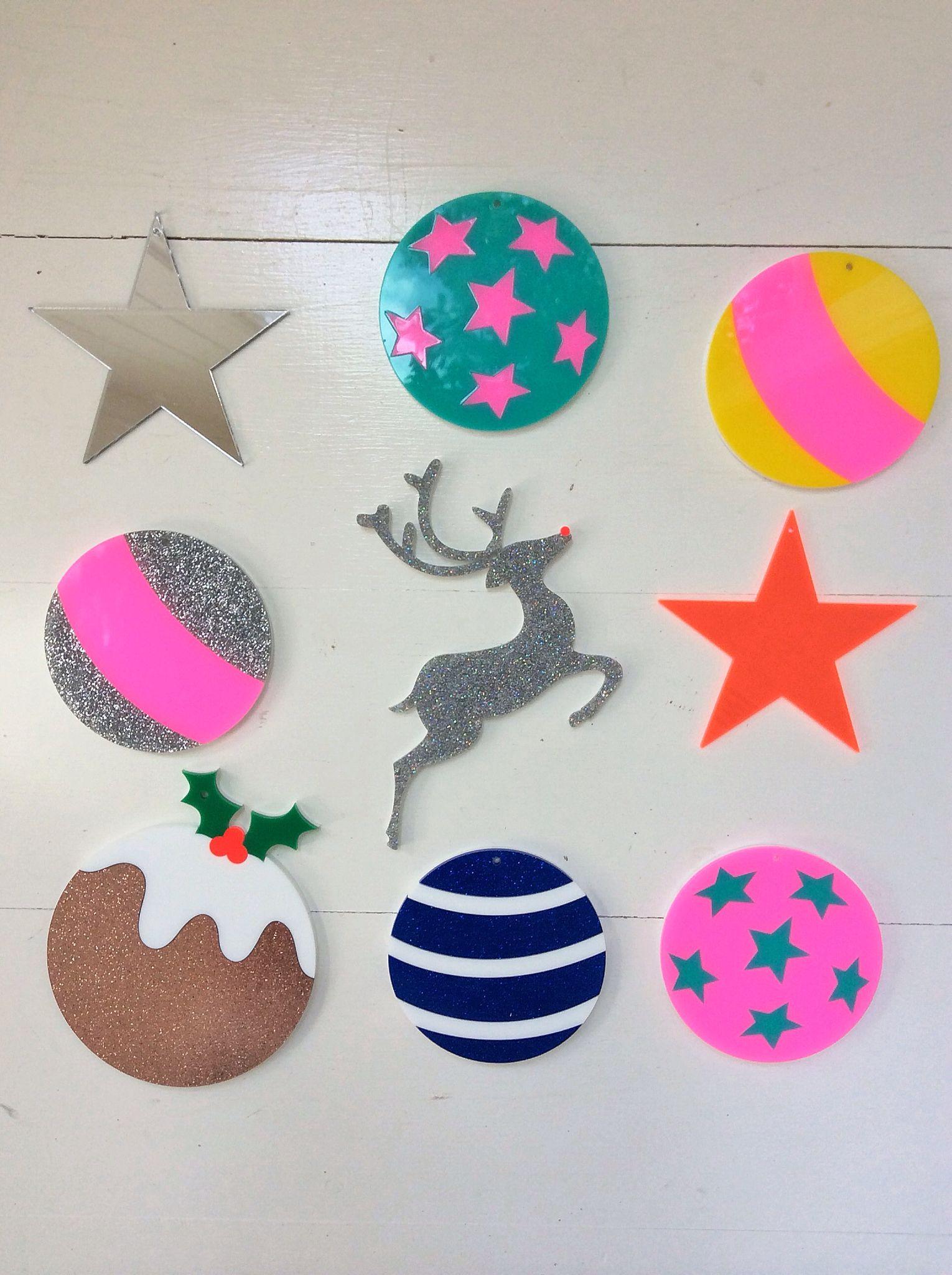 Christmas Decorations X