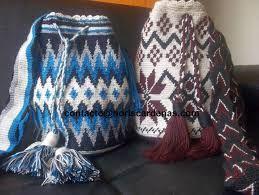 Image result for una hebra mochila wayuu